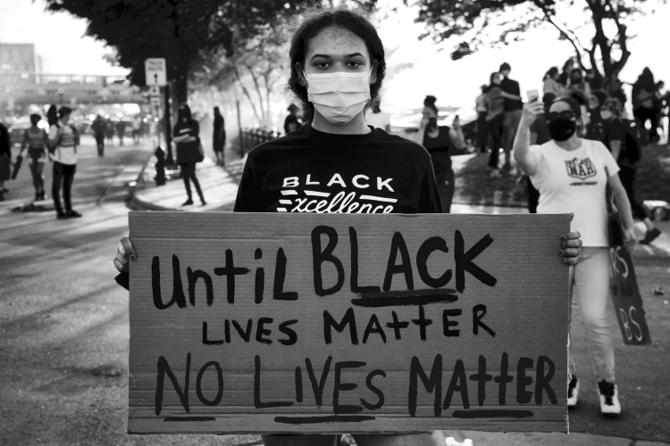 Until Black Lives Matter No Lives Matter